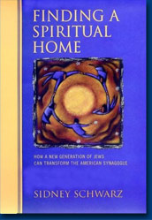Finding a Spiritual Home by Rabbi Sidney Schwarz
